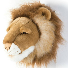 Laden Sie das Bild in die Galerie-Ansicht, Wild & Soft Animal Head - Lion