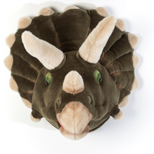 Load Image in Gallery View, Wild & Soft Animal Head - Dinosaur