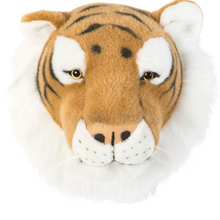 Laden Sie das Bild in die Galerie-Ansicht, Wild & Soft Animal Head - Tiger