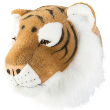 Load Image in Gallery View, Wild & Soft Animal Head - Tiger