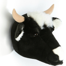 Load Image in Gallery View, Wild & Soft Animal Head - Cow