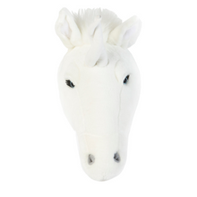 Laden Sie das Bild in die Galerie-Ansicht, Wild & Soft Animal Head - Unicorn