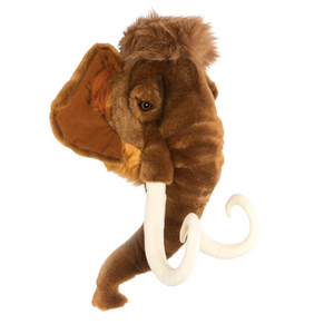 Wild & Soft animal head - Mammoth