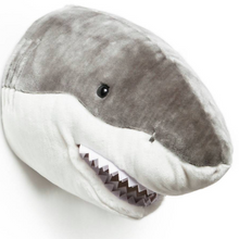 Load Image in Gallery View, Wild & Soft Animal Head - Shark