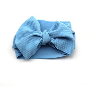 Hair band with bow - Different colors