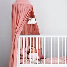 Load image in Gallery view, Cam Cam Copenhagen bed canopy - Old rose