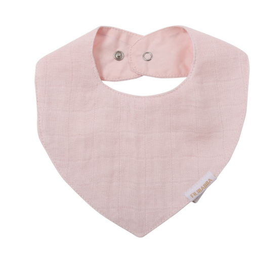 Filibabba tetra bandana slab - Light rose