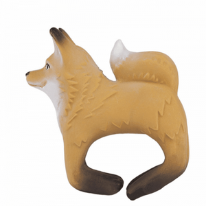 Oli & Carol bite and bath toy - Fox