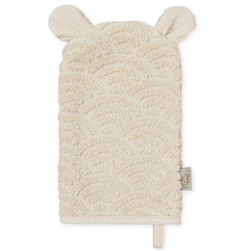 Cam Cam washcloth - Light sand