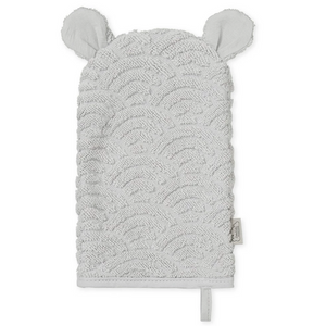 Cam Cam washcloth - Gray
