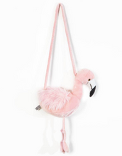 Laden des Bildes in der Galerieansicht, Wild & Soft Wristlet - Flamingo