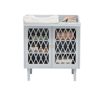 CamCam harlequin chest of drawers - Gray / gray