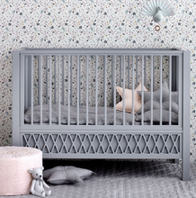 Load image in Gallery view, CamCam harlequin baby bed - Gray