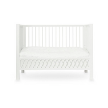 Image in Gallery view drawers, CamCam harlequin baby bed - White