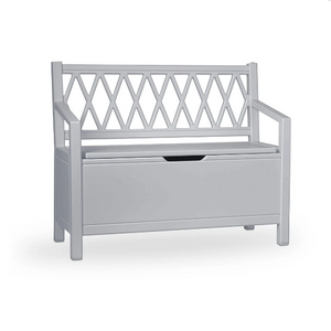 CamCam harlequin play bench - Gray / gray