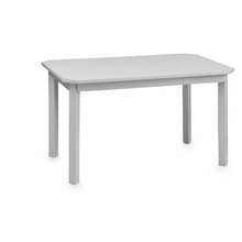 Image in Gallery view drawers, CamCam harlequin children's table - Gray