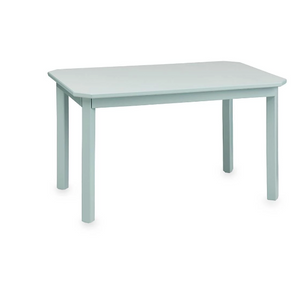 CamCam harlequin children's table - Petroleum