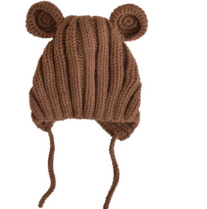 Teddy beanie baby - Brown
