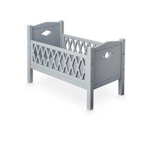 CamCam harlequin doll bed - Gray