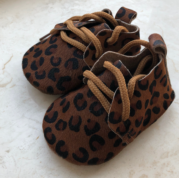 Shoes - Leopard