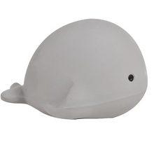 Load image into Gallery view, Tikiri bath toy with bell - Whale