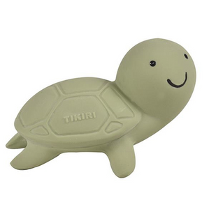 Tikiri bath toy with bell - Turtle