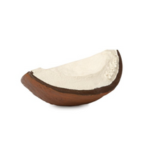 Load Image in Gallery View, Oli & Carol Bite and Bath Toy - Coconut