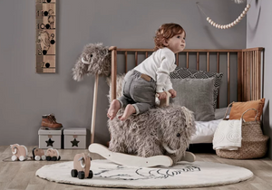 Kid's Concept Rocking Horse - Rocking Mammoth