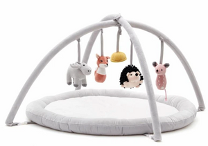 Kid's Concept baby gym with accessories Edvin