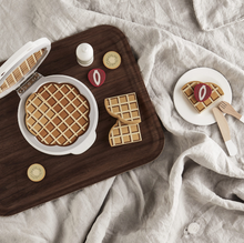 Image in Gallery View Drawers, Kid's Concept bistro wooden waffle iron