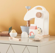 Load image in Gallery view, Kid's Concept bistro wooden mixer set
