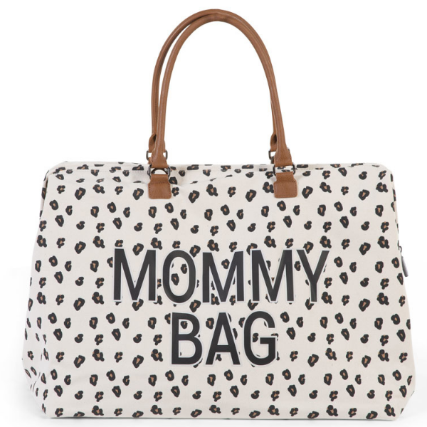 Childhome mommy bag - Luipaard
