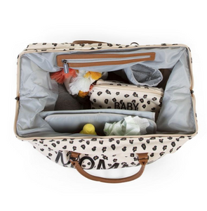 Childhome mommy bag - Leopard