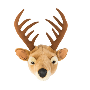 Wild & Soft animal head - Deer