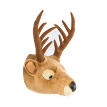 Load Image in Gallery View, Wild & Soft Animal Head - Deer