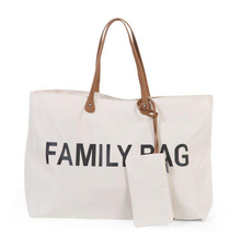 Loading image in Gallery view, Childhome family bag - Off white