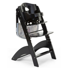 Load image into Gallery view, Childhome swivel chair Lambda 3 - Black