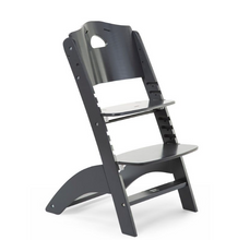 Load image into Gallery view, Childhome swivel chair Lambda 3 - Anthracite