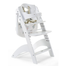 Load image into Gallery view, Childhome swivel chair Lambda 3 - White