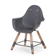 Image in Gallery view, Childhome Evolu 2 chair - natural / anthracite