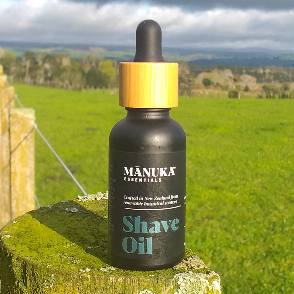 New Product Launch - The Ultimate Shave Oil