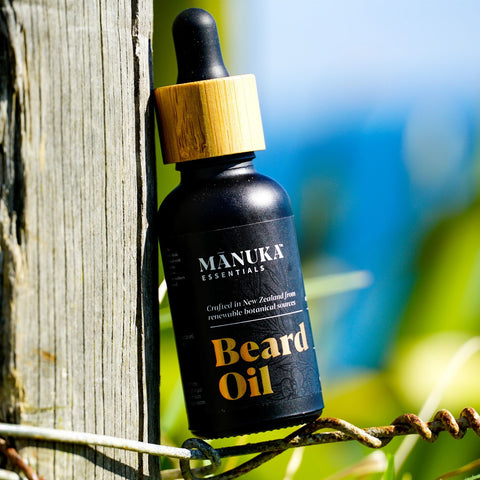The Ultimate Beard Oil