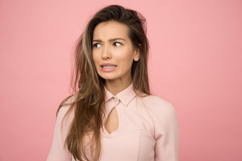 Image source: https://www.pexels.com/photo/woman-wearing-pink-top-1036620/