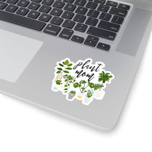 Load image into Gallery viewer, Plant Mom Vinyl Sticker Decal