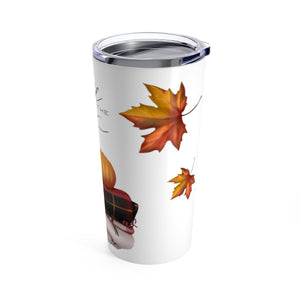 Fall is in the Air Tumbler 20oz - Planner Press Designs
