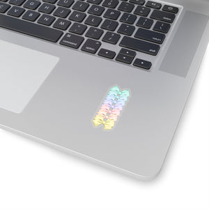 Rain-BOW Vinyl Sticker Decal