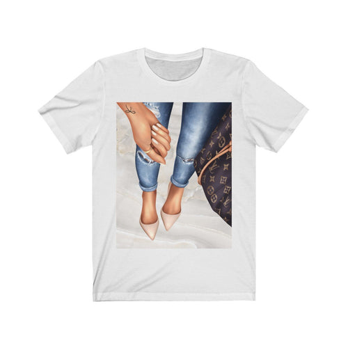 Bows and Bags Unisex Jersey Short Sleeve Tee - Planner Press Designs