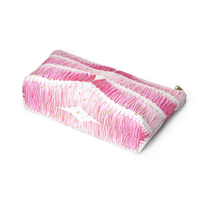 Celebrate Streamers Accessory Pouch with T-bottom - Pencil Case - Planner Press Designs