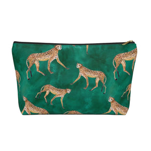 Wild and Free Accessory Pouch with T-bottom - Pencil Case