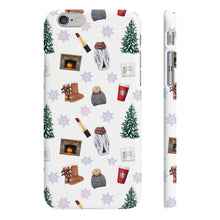 Load image into Gallery viewer, Winter Essentials iPhone Case - Protective Phone Cover